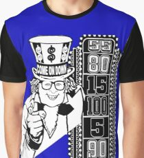 TV Game Show - TPIR (The Price Is...) Drew - Uncle Sam Graphic T-Shirt