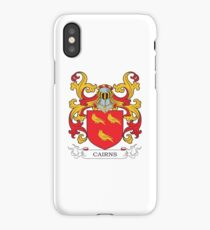 Cairns Coat of Arms iPhone Case