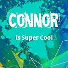 Connor is Super Cool by Nadine Staaf