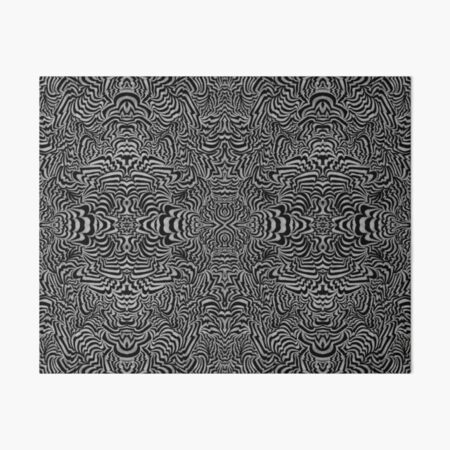 The Space In Between the Microtubules Art Board Print