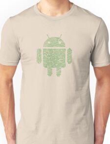 BinaryDroidv1.0 Unisex T-Shirt