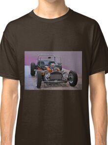Real Cool - Old School Roadster Classic T-Shirt