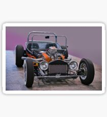 Real Cool - Old School Roadster Sticker