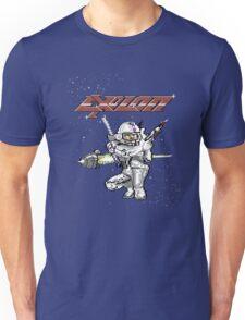 Gaming [C64] - Exolon Unisex T-Shirt