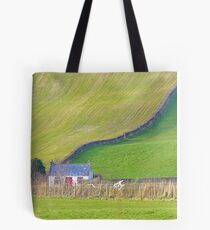 Inch Island Cottage............................Ireland Tote Bag