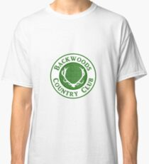 Backwoods Country Club Classic T-Shirt