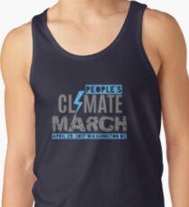 Climate March Washington DC  Tank Top