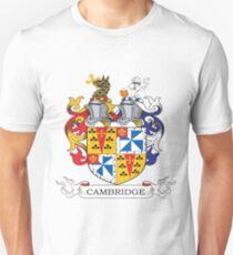 Cambridge Coat of Arms Unisex T-Shirt