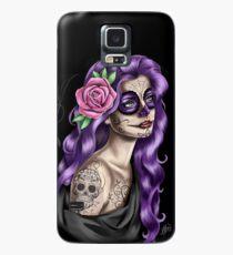 Funda/vinilo para Samsung Galaxy Día de la niña muerta
