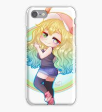 Miss Kobayashis Dragon Maid Lucoa iPhone Case/Skin