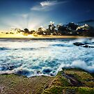 Turimetta Sunrise by Christopher Chan
