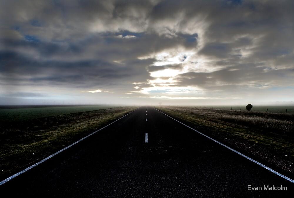 Destination Unknown by Evan Malcolm
