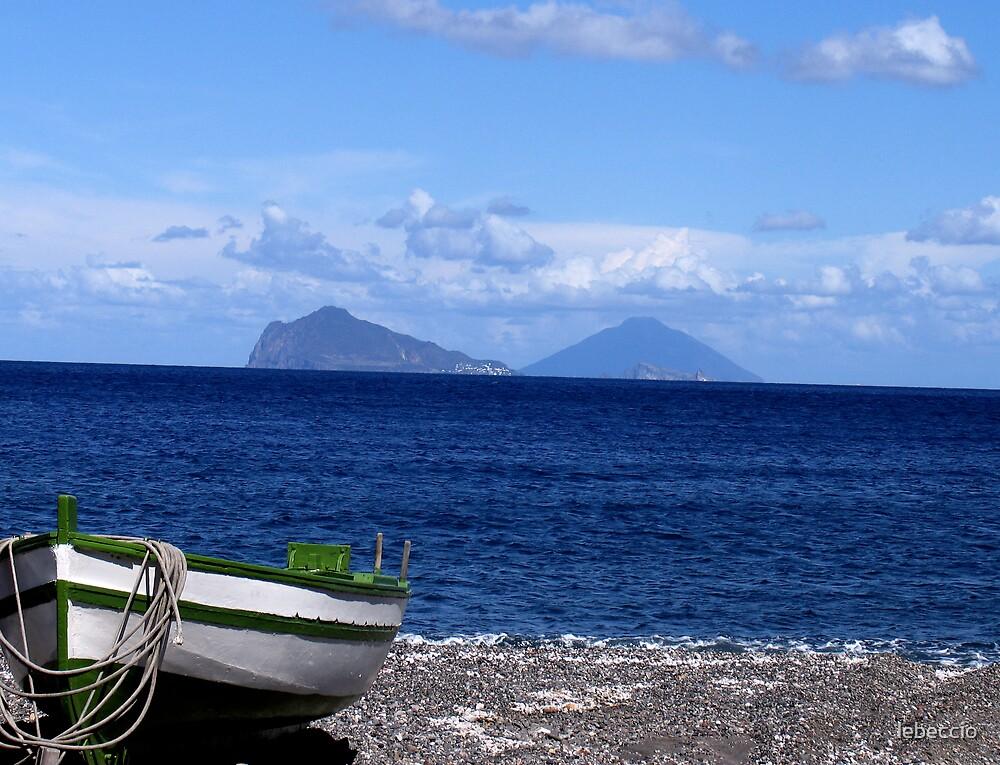 Lipari, Aeolian Islands by lebeccio