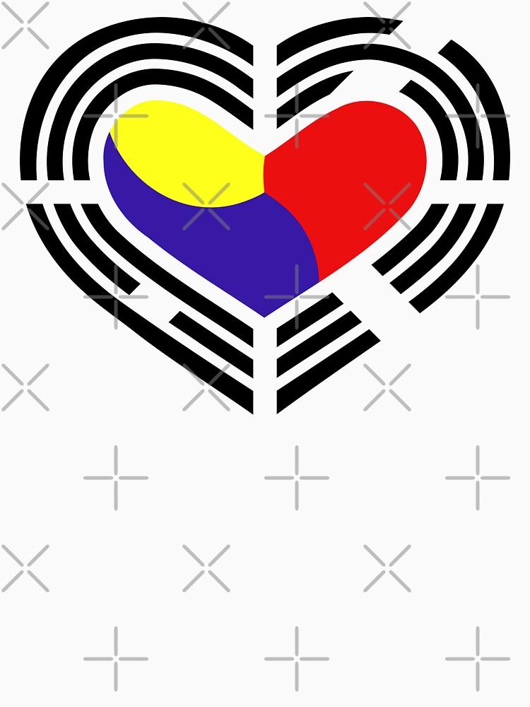 Korean Flag 4.0 by carbonfibreme