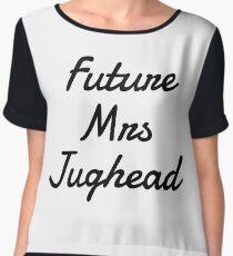 future mrs jughead  Chiffon Top