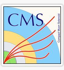 CMS Logo Sticker