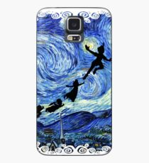 Peter Pan Starry Night Case/Skin for Samsung Galaxy