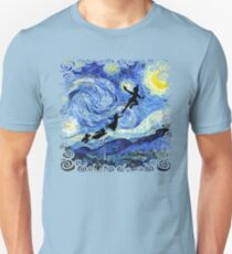 Peter Pan Starry Night T-Shirt