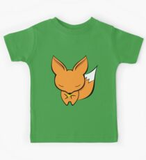 The fox and the gold pan flute Kids Tee