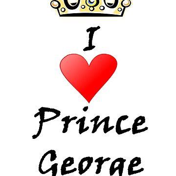 Prince George by eggnog