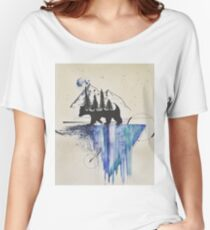 Nature And Shapes  Women's Relaxed Fit T-Shirt
