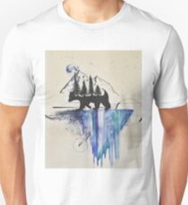 Nature And Shapes  Unisex T-Shirt