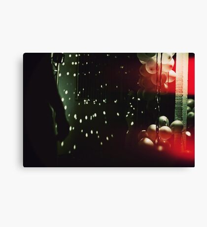 Dead Disco Canvas Print