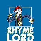Rhyme Lord by VicNeko