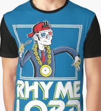 Rhyme Lord Graphic T-Shirt