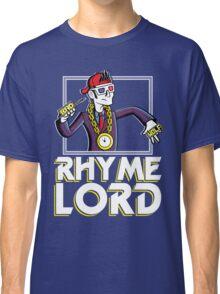 Rhyme Lord Classic T-Shirt