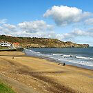Sandsend Wyke, North Yorkshire by Rod Johnson