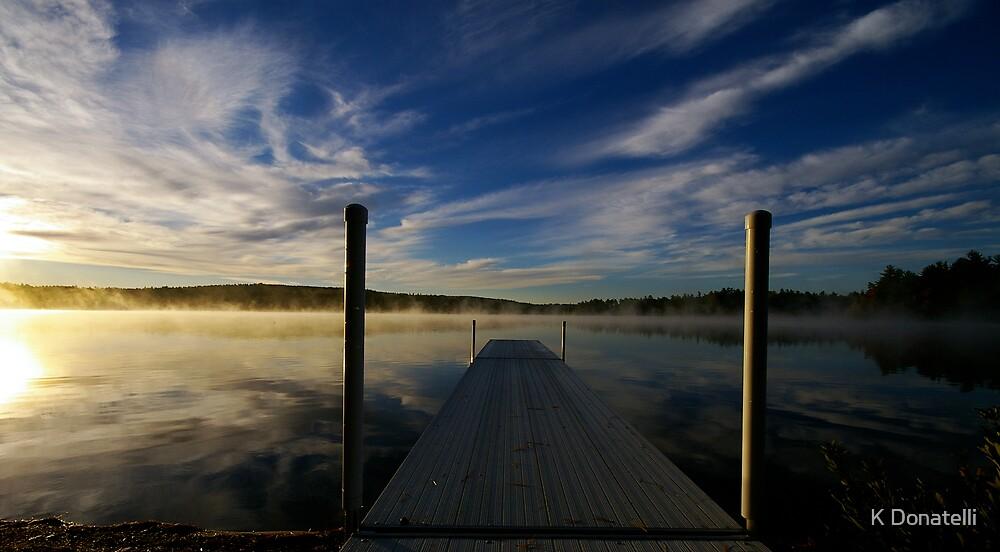 Sunrise Maine by K Donatelli