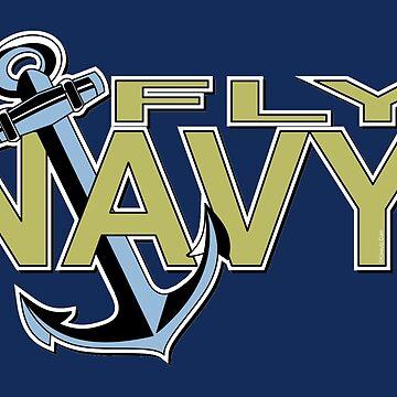 Fly Navy! by Kowulz