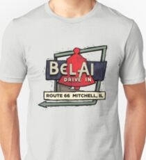 Route 66 Bel Air Drive In Unisex T-Shirt