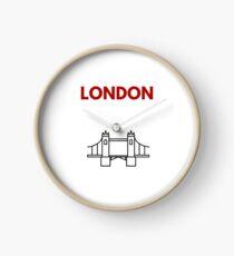 LONDON TOWER BRIDGE Clock
