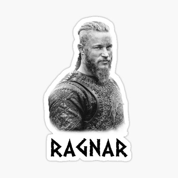 RAGNAR VIKINGS Sticker