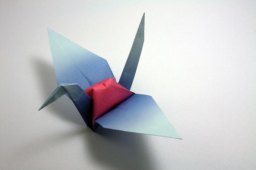 Crane II by shadow2