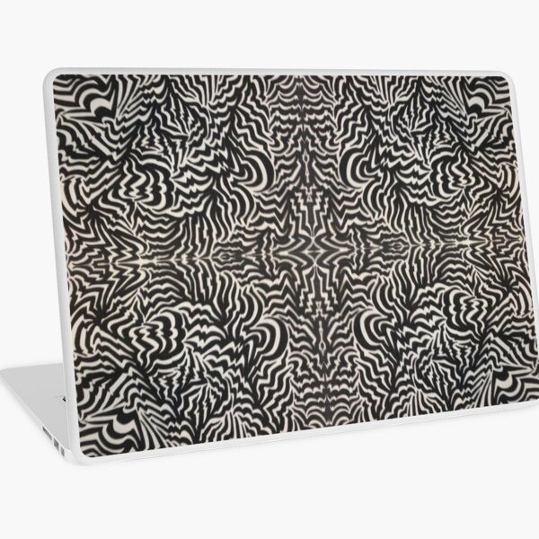 The Space In Between 6was9 and Floatin' Laptop Skin