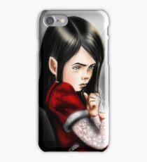Young Caranthir The Dark iPhone Case/Skin