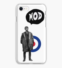 Jimmy the mod iPhone Case/Skin