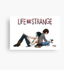 life is strange Canvas Print