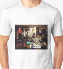 Walter In The Middle Unisex T-Shirt