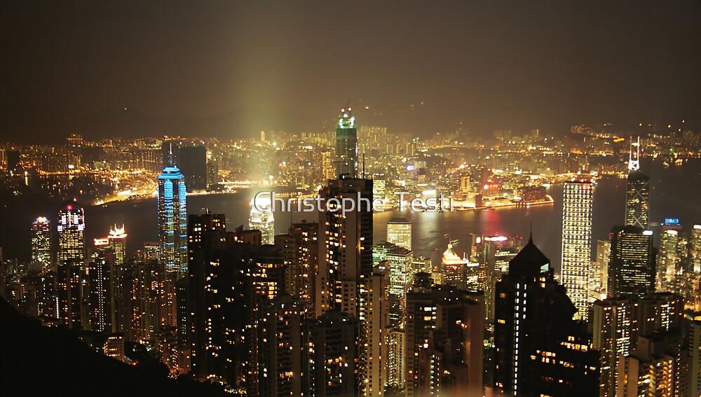 Hong Kong by Christophe Testi