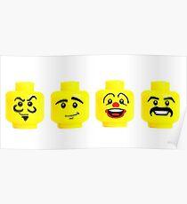 Lego fun Poster