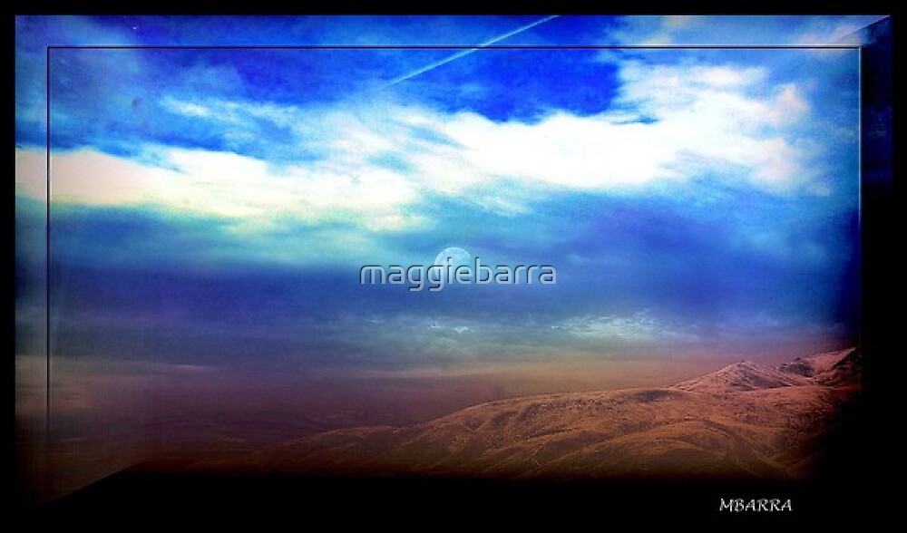 The Dalles by maggiebarra