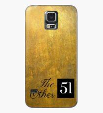 Der Andere 51 Hülle & Klebefolie für Samsung Galaxy