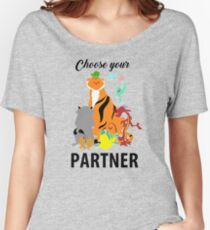 PARTNER Women's Relaxed Fit T-Shirt