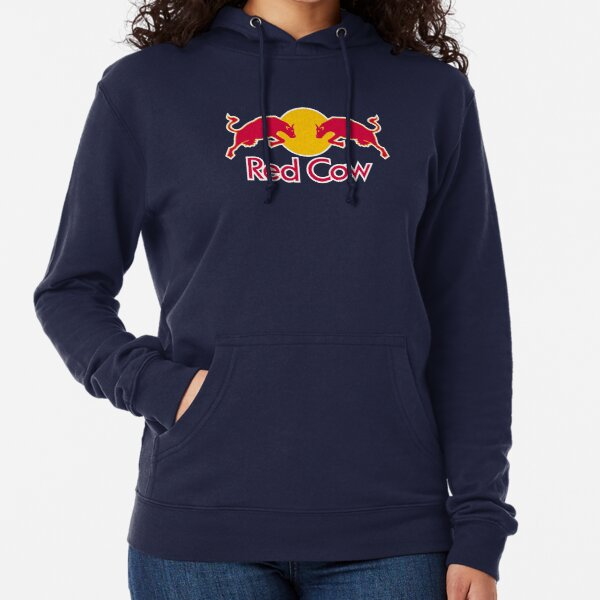 Red Cow Lightweight Hoodie