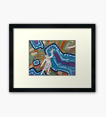 The Lord of the Lakes Framed Print