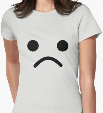 Sad Minifig Face  T-Shirt
